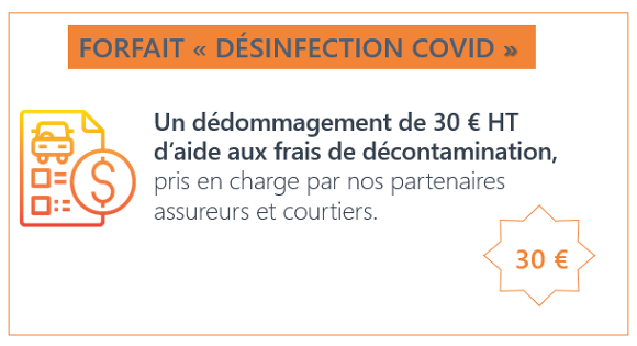 forfait desinfection covid