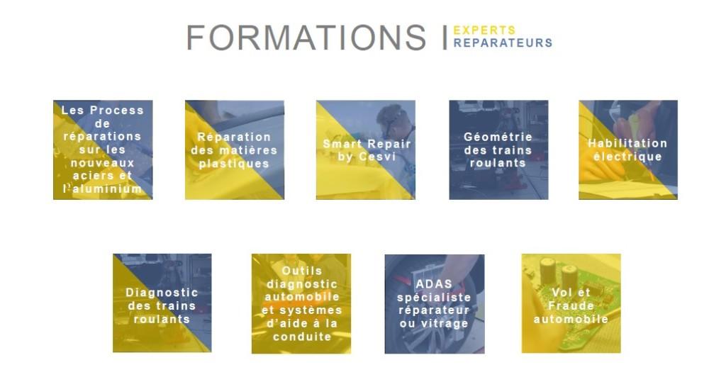 CESVI FORMATIONS